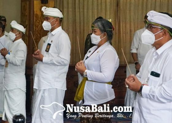 Nusabali.com - tiga-pejabat-hasil-lelang-gagal-dilantik