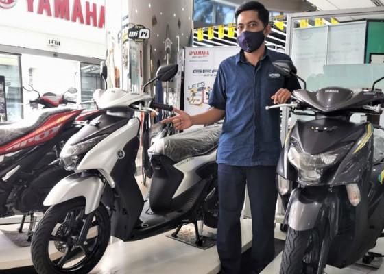 Nusabali.com - yamaha-gear-harganya-separo-nmax-fiturnya-tetap-mantap