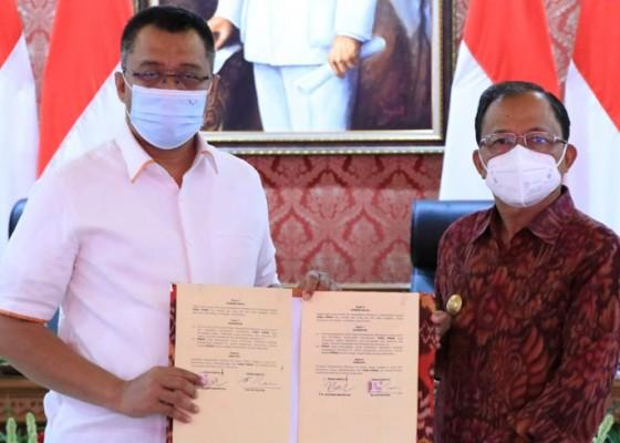 Nusabali.com - gubernur-bali-dan-gubernur-ntb-sepakati-6-bidang-kerja-sama