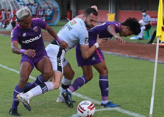 Nusabali.com - bali-united-lolos-babak-perempat-final-piala-menpora-2021