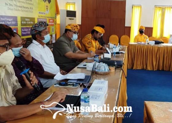 Nusabali.com - politisi-bali-diminta-kawal-revisi-uu-332004