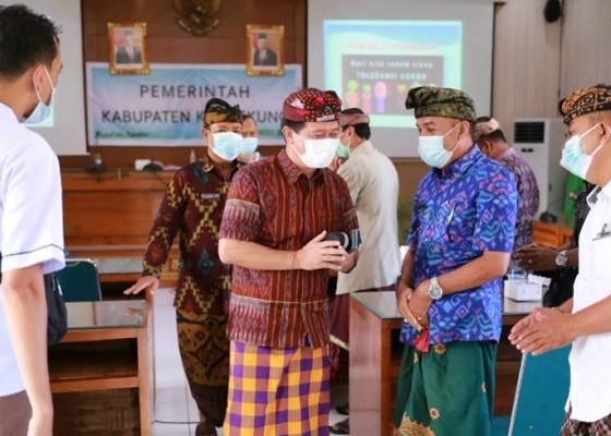 Nusabali.com - kesbangpol-gelar-koordinasi-keumatan