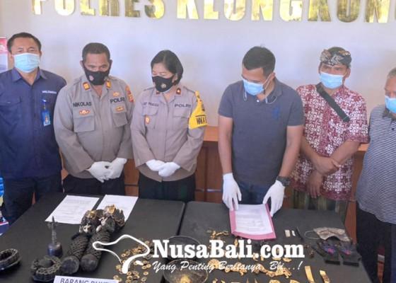 Nusabali.com - polres-klungkung-buru-pencuri