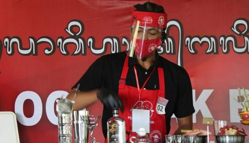 www.nusabali.com-cocktail-tabuh-rah-juarai-lomba-mixologi-arak