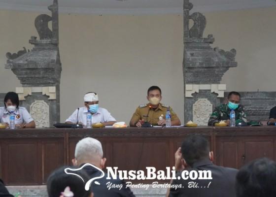Nusabali.com - wabup-patriana-minta-jaga-kondusifitas-pada-pilkel-serentak