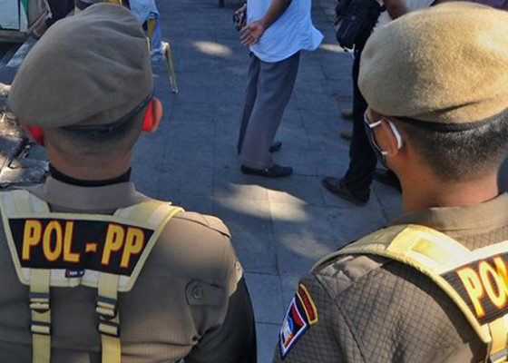 Nusabali.com - satpol-pp-sidak-duktang-antisipasi-penyusupan-teroris