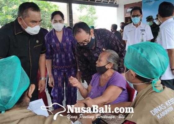 Nusabali.com - pelaksanaan-vaksinasi-di-bali-ditargetkan-tuntas-juni-2021