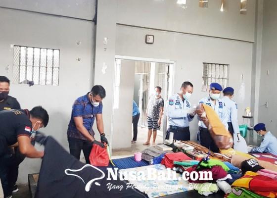 Nusabali.com - razia-lapas-bangli-petugas-tak-temukan-narkoba-dan-hp