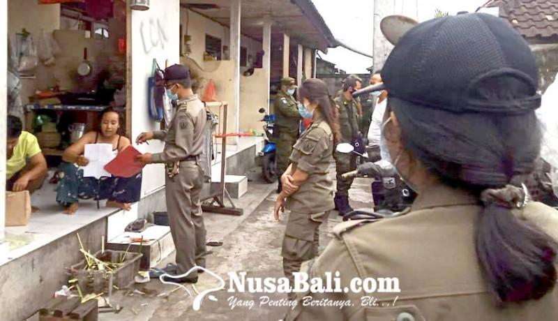 www.nusabali.com-sidak-duktang-62-orang-terjaring-di-legian