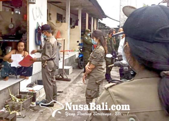 Nusabali.com - sidak-duktang-62-orang-terjaring-di-legian