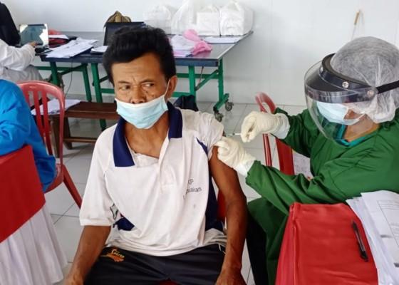 Nusabali.com - diskes-perpanjang-interval-vaksinasi-ii-di-green-zone-ubud