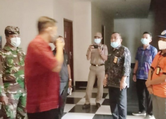 Nusabali.com - satu-hotel-siap-jadi-lokasi-karantina-otg-gr-khusus-warga-kelurahan