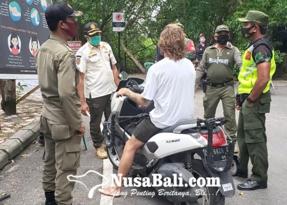 Nusabali.com - selama-maret-satpol-pp-bali-tindak-31-wna