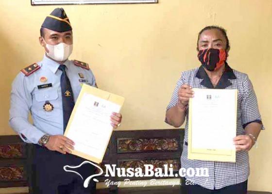 Nusabali.com - bapas-karangasem-dengan-obh-kerja-sama-penanganan-anak