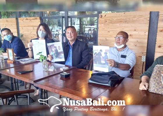 Nusabali.com - kasi-diskominfo-denpasar-dipolisikan-istri