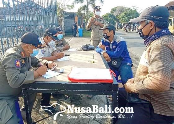 Nusabali.com - kepatuhan-prokes-masyarakat-hanya-80-persen