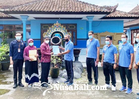 Nusabali.com - ombudsman-datangi-kantor-pdam-bangli