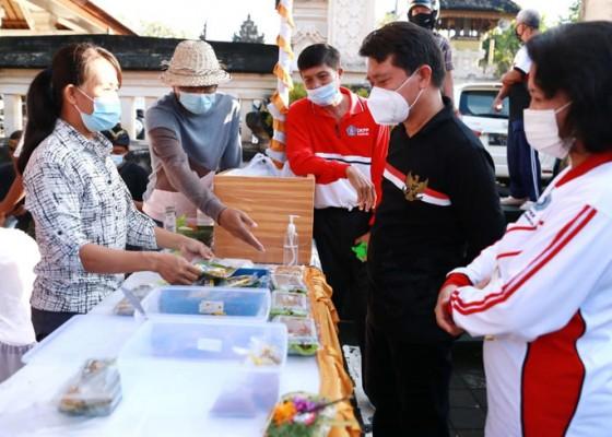 Nusabali.com - jelang-galungan-pemkab-gelar-pasar-gotong-royong