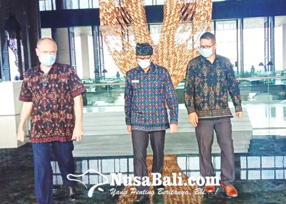 Nusabali.com - rp-37-t-anggaran-dana-hibah-pariwisata-bali-dialokasikan-terima-40-45-persen