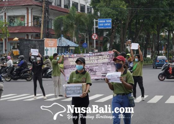 Nusabali.com - solidaritas-bali-peduli-ntt-bergerak-terkumpul-rp-734-juta