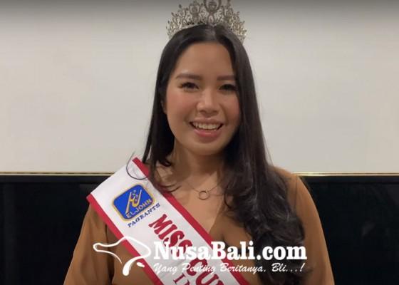 Nusabali.com - miss-cultural-tourism-indonesia-2020-berbagi-pentingnya-kesehatan-mental-untuk-generasi-muda-selama-pandemi
