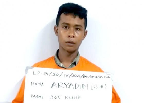 Nusabali.com - bawa-gunting-perampok-ancam-bunuh-pegawai-hotel