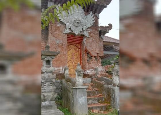 Nusabali.com - sejumlah-pura-alami-kerusakan-di-malang-dan-lumajang