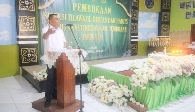 www.nusabali.com-buka-seleksi-tilawatil-quran-bupati-tamba-ajak-perkokoh-nkri