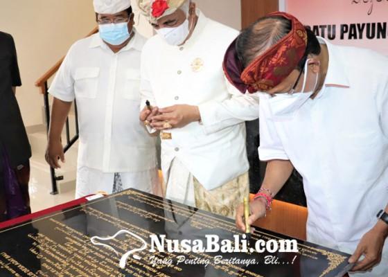 Nusabali.com - koster-estafet-resmikan-gedung-mda-tabanan-mda-buleleng