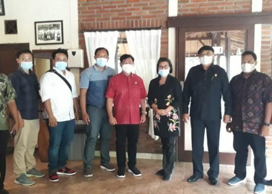 Nusabali.com - komisi-i-polda-komitmen-kawal-kondusifitas-bali