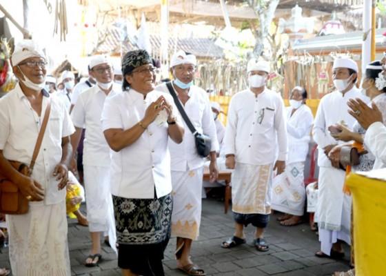 Nusabali.com - bupati-giri-prasta-hadiri-karya-maligya-di-griya-simpangan-buduk