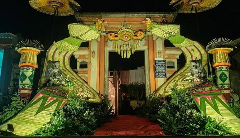 www.nusabali.com-uniknya-dekorasi-janur-dibentuk-menjadi-layangan-janggan