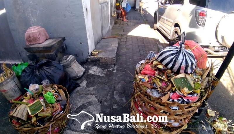 www.nusabali.com-galungan-sampah-meningkat-30-persen