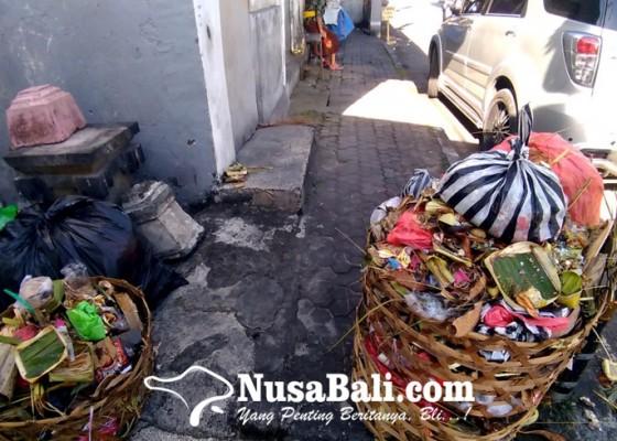 Nusabali.com - galungan-sampah-meningkat-30-persen
