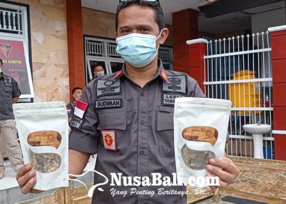 Nusabali.com - produksi-krupuk-krispi-oleh-oleh-pendjara