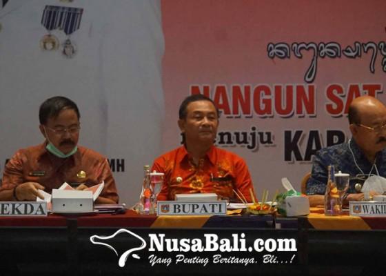 Nusabali.com - bupati-soroti-rendahnya-serapan-fisik-triwulan-i