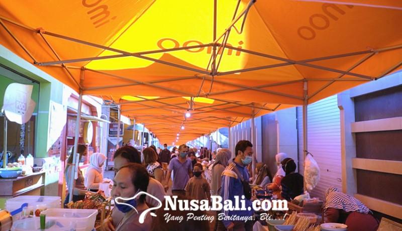 www.nusabali.com-tingkatkan-ekonomi-yang-merosot-pasar-ramadan-kampung-jawa-dibuka-lagi