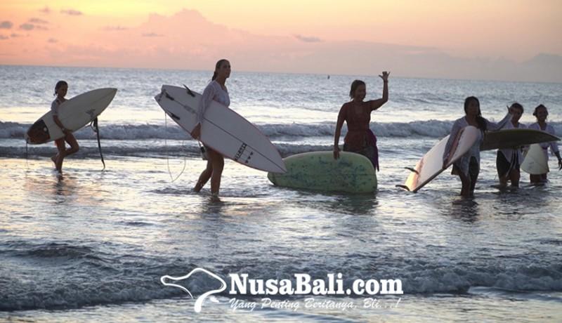 www.nusabali.com-kartini-go-surf-sambut-hari-kartini-dan-dukung-pariwisata-bali-bangkit