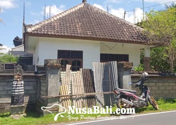 Nusabali.com - rumah-kelahiran-desak-made-di-desa-melinggih-payangan-sepi