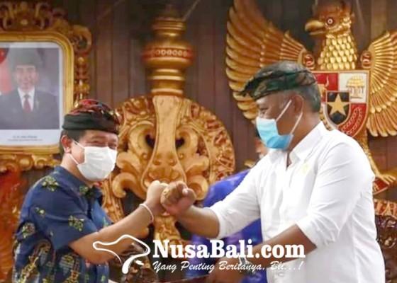 Nusabali.com - dprd-rekomendasi-lkpj-bupati-klungkung-2020