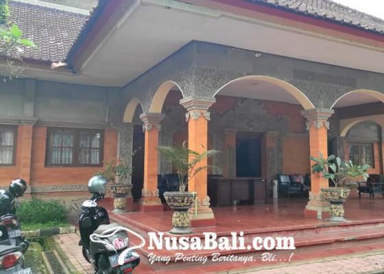 Nusabali.com - anggaran-rehabilitasi-gedung-dprd-bangli-rp-12-miliar