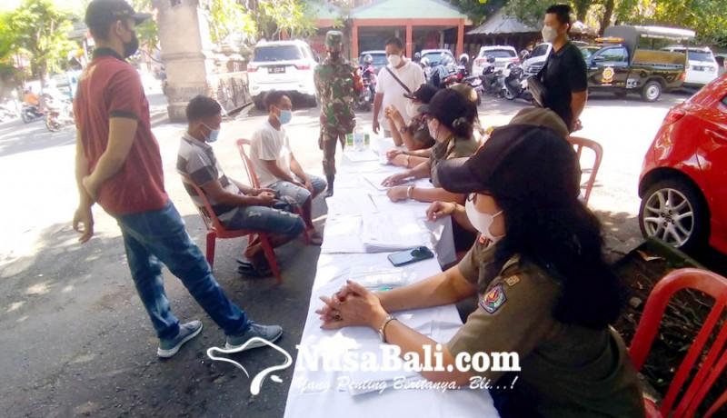 www.nusabali.com-operasi-prokes-9-orang-pelanggar-terjaring