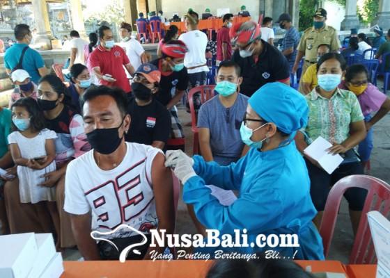 Nusabali.com - genjot-zona-hijau-pariwisata-vaksinasi-massal-digelar-di-kalibukbuk-lovina