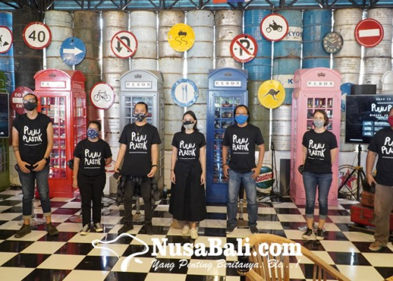 Nusabali.com - film-pulau-plastik-kampanye-soal-timbulan-sampah-plastik-diawali-dari-bali