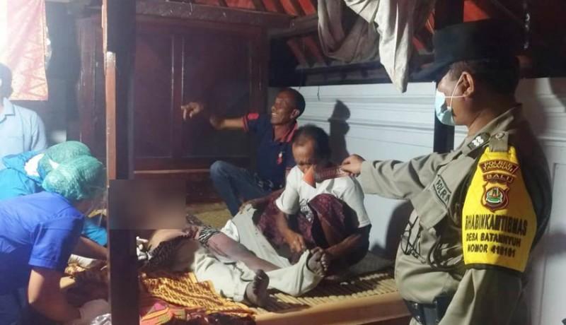 www.nusabali.com-cekcok-dengan-istri-suami-gantung-diri