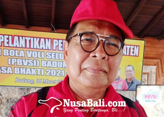 Nusabali.com - pelantikan-pbvsi-bali-secara-virtual