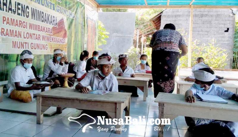 www.nusabali.com-pasraman-wiwekananda-gelar-wimbakara-nyastra
