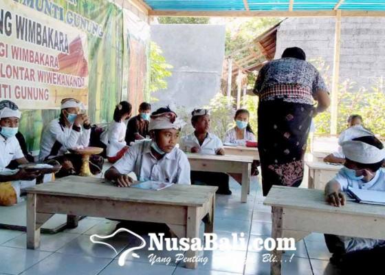 Nusabali.com - pasraman-wiwekananda-gelar-wimbakara-nyastra