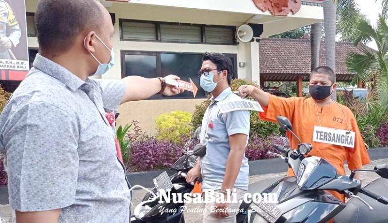www.nusabali.com-tersangka-peragakan-23-adegan-sadis-pembunuhan-dokter-hewan