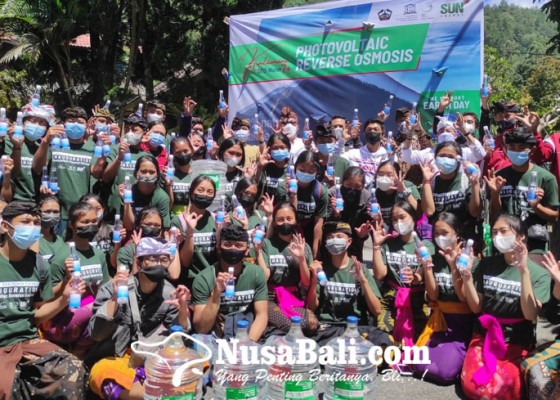 Nusabali.com - pengelola-pariwisata-bugg-launching-geo-water